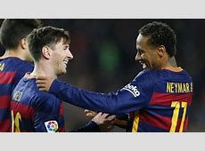 Barcelona may be forced to sell Messi or Neymar as success