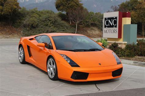 2004 Used Lamborghini Gallardo 2dr Coupe at CNC Motors Inc ...