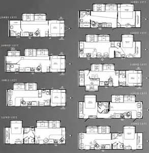 fleetwood travel trailers floor plans html autos post