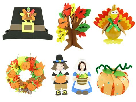Give Thanks! Thanksgiving Craft Kit  Carefree Crafts