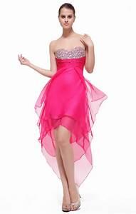 robe soiree fushia With robe de soirée livraison sous 48h