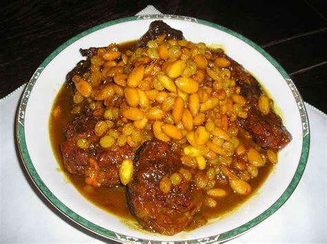 cuisine tunisien recette cuisine tunisienne recette mrouzia tunisien de la