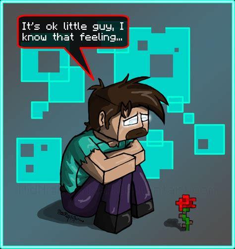 Minecraft Herobrine Memes - minecraft removed poor herobrine and rose come on it s minecraft pinterest minecraft