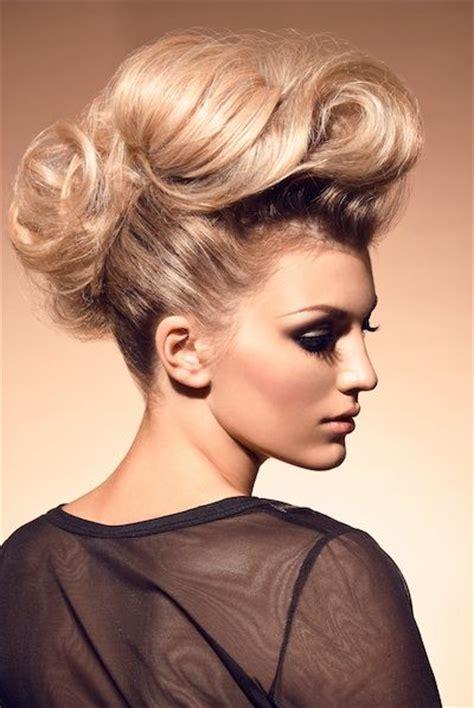 trendy faux hawk hairstyles  women  pretty designs