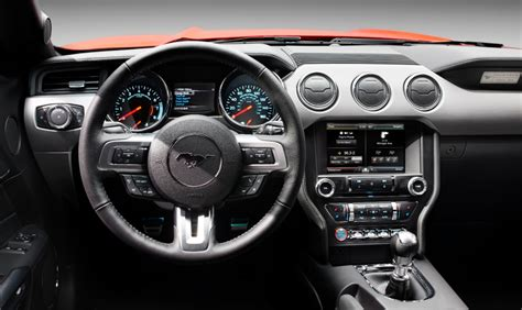 cd r gt pro 2015 ford mustang gets three audio systems six speakers
