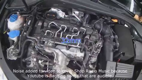 vw   common rail tdi oil change basics youtube