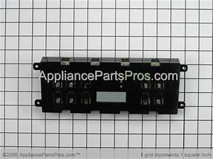 Frigidaire 316207527 Oven Control Board