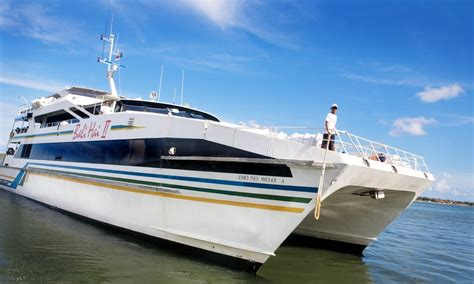 Catamaran Bali Hai bali hai ii power catamaran day and evening cruises