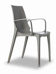 Polycarbonate, Design, Chair, Several, Colours
