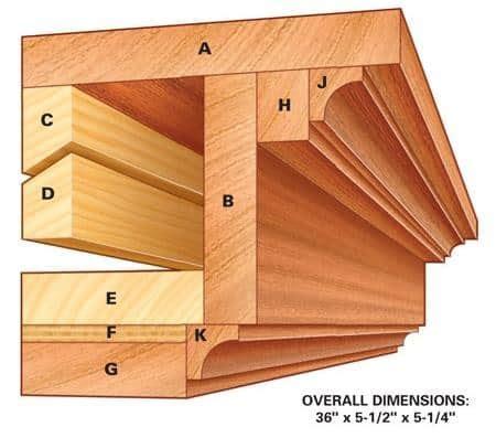 build  mantel shelf diy cozy home
