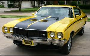 Muscle Cars 1970s List - Viewing Gallery