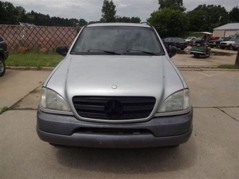 books on how cars work 1998 mercedes benz sl class user handbook sell used 1998 mercedes benz ml320 station wagon runs needs work parts repair in pleasant lake