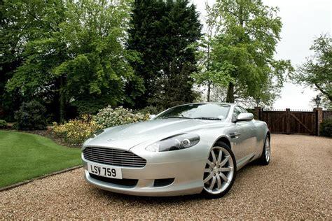 Aston Martin Db9 Volante Convertible Wedding Car Hire And