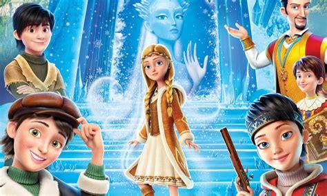 wizart reflects  snow queen mirrorlands trailer
