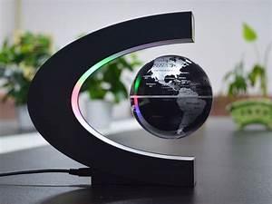 High Tech Gadget : floating levitating globe ~ Nature-et-papiers.com Idées de Décoration