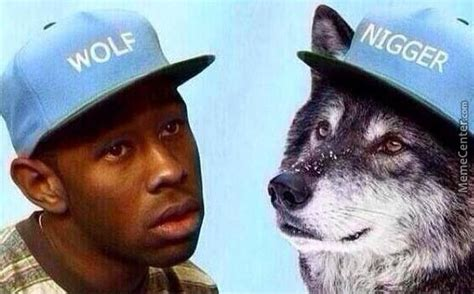 Tyler The Creator Memes - tyler the creator with his latest album quot wolf quot by kokskis meme center