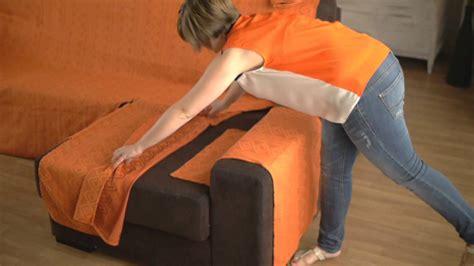 comment coudre une housse de canape d angle