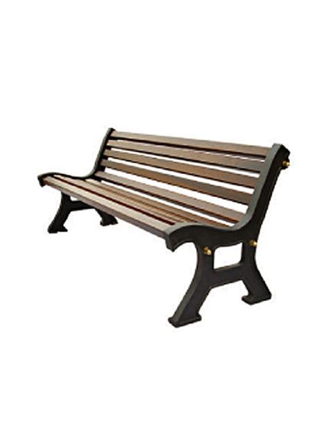 panchina in ghisa panchina italia in ghisa doghe in legno di iroko