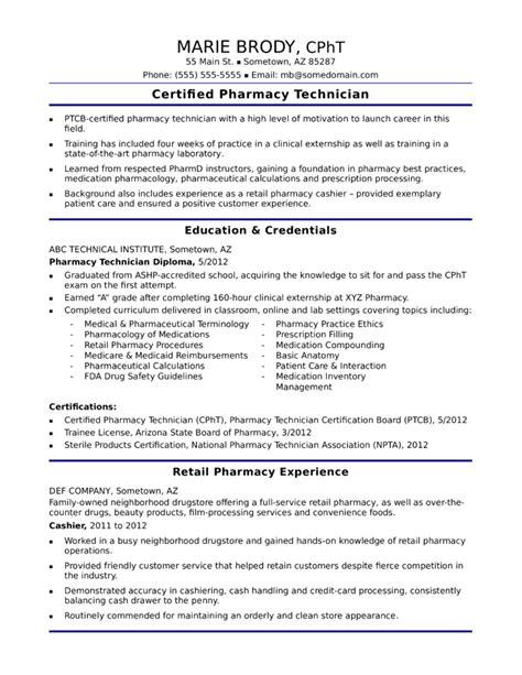 21862 pharmacy technician resume template functional pharmacy technician resume template