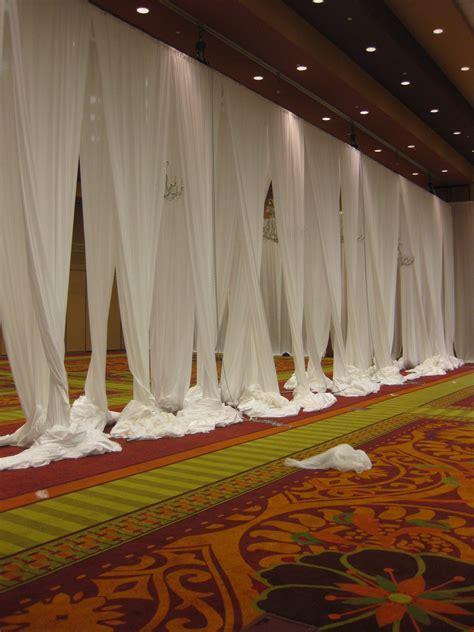 transforming  hotel ballroom ivan carlson associates