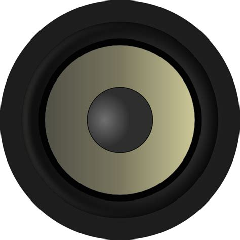 Speaker Clip At Clker Vector Clip Speaker Www Imgkid The Image Kid Has It