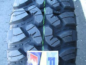 4 new 235 75r15 inch forceum mud tires 2357515 m t mt 235 75 75r r15 ebay