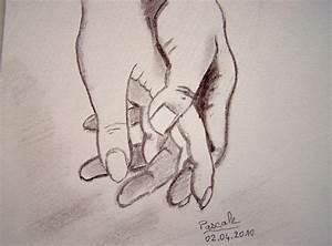 Dessin Fait Main : n 11 main dans la main des dessins au gr de mes envies pascale lbv ~ Dallasstarsshop.com Idées de Décoration