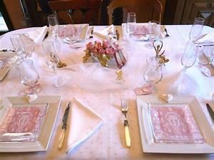 TABLE DANSE DECO DE TABLES