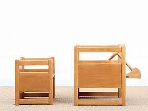 Table Enfant Scandinave : ensemble scandinave multifonctionnel table et chaises pour enfant 1937 design market ~ Teatrodelosmanantiales.com Idées de Décoration