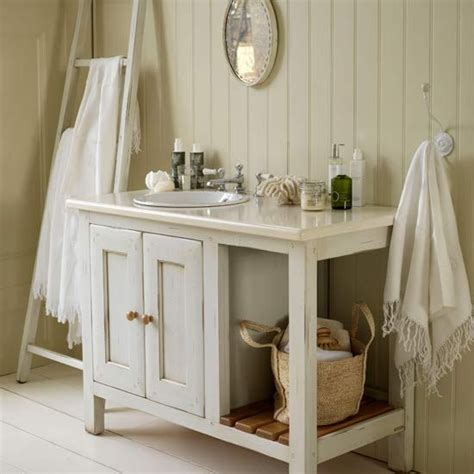 Cottage Style Vanities For Bathrooms by Cottage Vanity Unit Cottage Style Bathroom Vanities