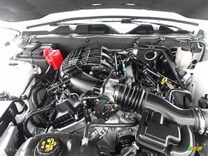 2012 Ford Mustang V6 Premium Coupe 3 7 Liter Dohc 24