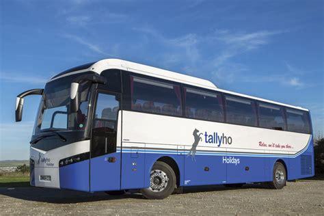tally ho coaches bus coach buyer