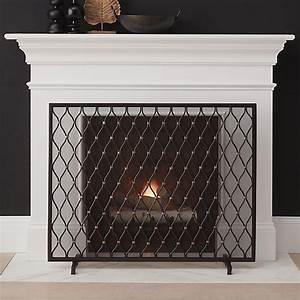 Corbett, Bronze, Fireplace, Screen