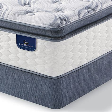 perfect sleeper teddington plush king mattress