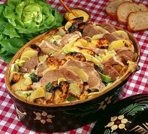 cuisine alsacienne baeckeoffe recette baeckeoffe 750g