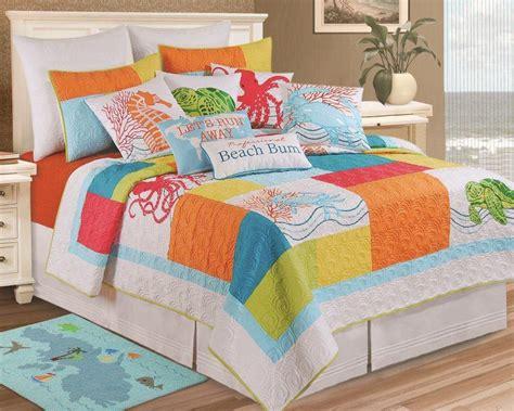 Breezy Atmosphere In Bedroom With 3 Coastal Bedding