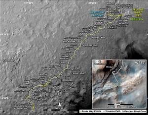 Curiosity Completes 'Windjana' Drilling, Analysis Underway ...