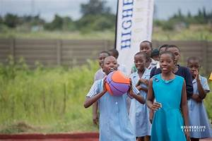 Higherlife Foundation Partners With Hoops 4 Hope | Founded ...