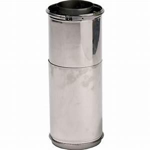 Tubage Inox Double Paroi 150 : tubage double paroi inox 316 304 153x200 r glable de ~ Premium-room.com Idées de Décoration