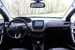 Peugeot 2008 Boite Automatique Essence : essai peugeot 2008 1 2 puretech 110 pas loin du sans faute ~ Medecine-chirurgie-esthetiques.com Avis de Voitures