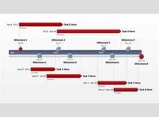Project Schedule Free Timeline Templates