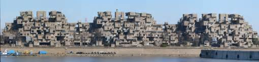 Habitat Le by Life D Out Moshe Safdie Habitat 67 The Scout Life