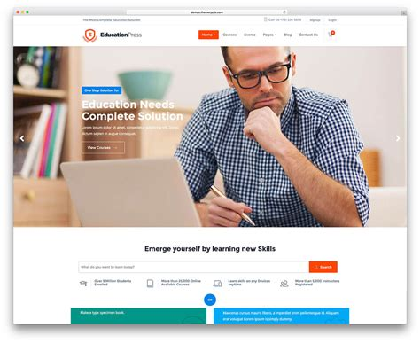 20 Best Wordpress Education Themes For Your Wordpress