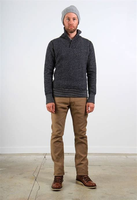 Roden Gray Wings Horns Chinos Khakis Toque Beanie