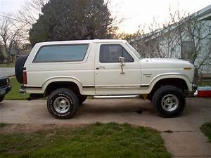 Mathardin 1986 Ford Bronco Specs  Photos  Modification