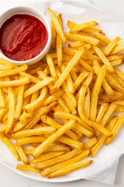 fries french fryer air frozen recipe cooking why