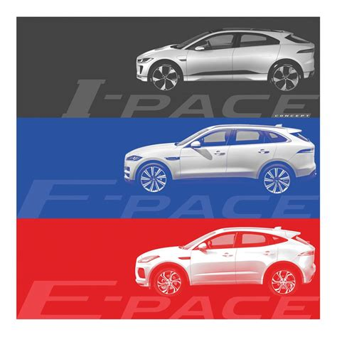 jaguar  pace baby suv teased debuts july  priced