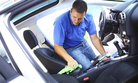 lavage siege auto tissu une voiture comme neuve mt services groupon