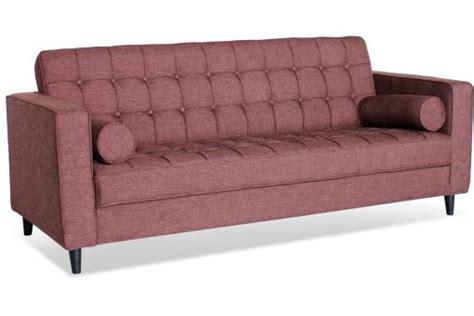 sofactory canapé canapé en 3 places ken design sur sofactory