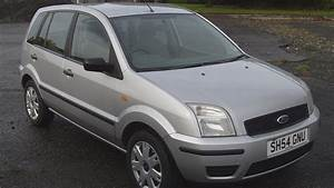 2004 Ford Fiesta Fusion 2 Tdci For Sale At  Fifeauctions Com